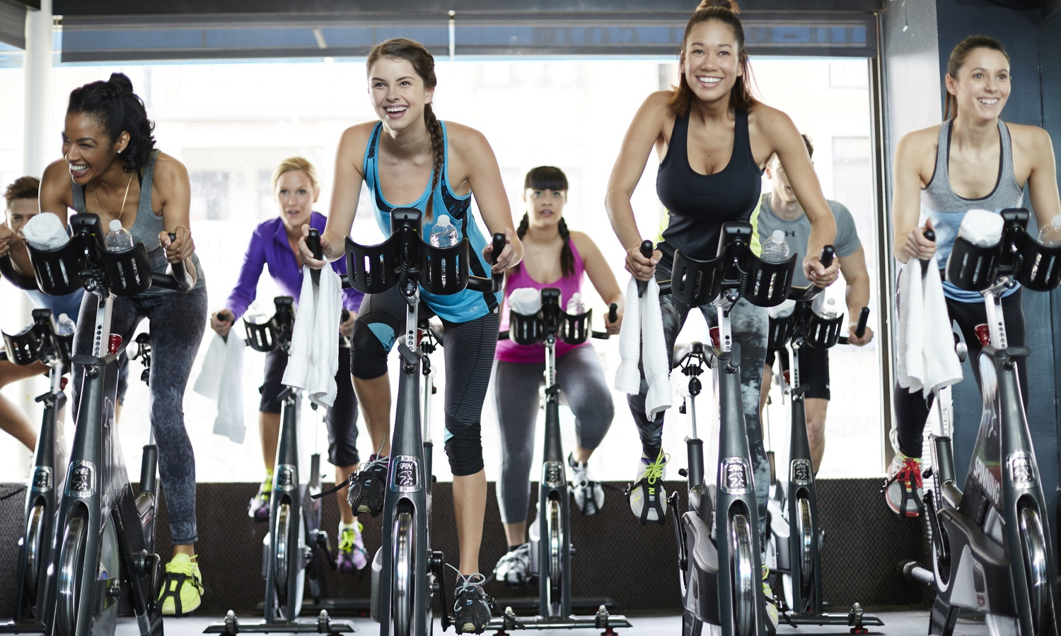 Indoor Cycling Studio for Sale